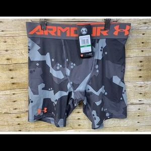 Under Armour Compression Shorts Mens XL training